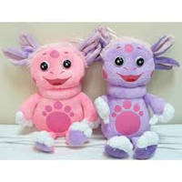 Мягкая игрушка озвученная Лунтик №11044,мягкие игрушки,детские подарки,товары для детей