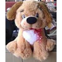 Мягкая игрушка Собака №2133-23, мягкие игрушки для детей и взрослых,качественный,праздничные подарки