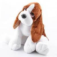 Мягкая игрушка Собака SP785111, мягкие игрушки для детей и взрослых,качественный,праздничные подарки