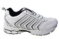 Мужские кроссовки Bona, натуральная кожа, белый, Р. 41 44 45
