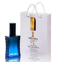 Мини парфюм мужской Paco Rabanne 1 Million в подарочной упаковке 50 ml