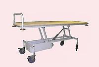 Тележка для транспортировки пациентов с электроприводом и авт. питанием