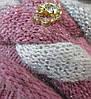Шапка женская украшение, фото 2