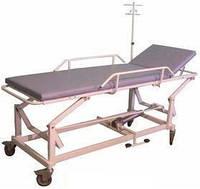 Каталка для транспортировки пациентов с гидроприводом (Пром)