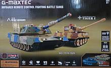 Танковый бой G-maxtec на радиоуправлении , фото 2