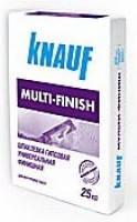 Шпаклевка Knauf Мультифиниш (25)кг