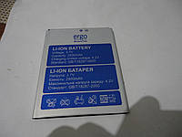 "Б.у. оригинал аккумулятор  для ergo smart tab 3g 6.0"""