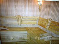 Вагонка сосна, ольха, липа Киев, Оболонь, фото 1