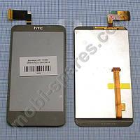 Дисплей HTC T328d Desire VC с сенсором