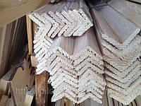 Уголки липовые, ольховые, сосновые декоративные в Киеве на Оболонь