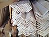 Уголок деревянный липа, ольха, сосна