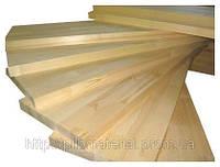 Лестница деревянная, ступени, перила сосна, бук Киев