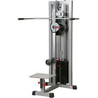 Тренажер для ягодичных, приводящих и отводящих мышц бедра (стоя)