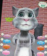 """Интерактивный планшет-игрушка """"Говорящий кот Том"""""""