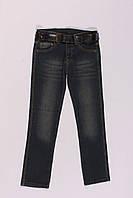 Утепленные джинсы для мальчиков (9-12 лет)