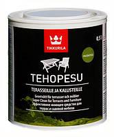 Отбеливающее средство для дерева TIKKURILA ТЕХОПЕСУ, 0,5 л (6408070039618)