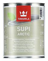 Перламутровый состав TIKKURILA SUPI ARCTIC, серебристый блеск (0.9 л) (6408070052273)