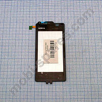 Сенсор Nokia 5530 XpressMusic черный orig