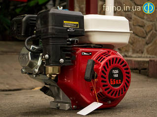 Двигатель бензиновый Победит ПБД-168 (5.5 л.с., вал 19 мм)