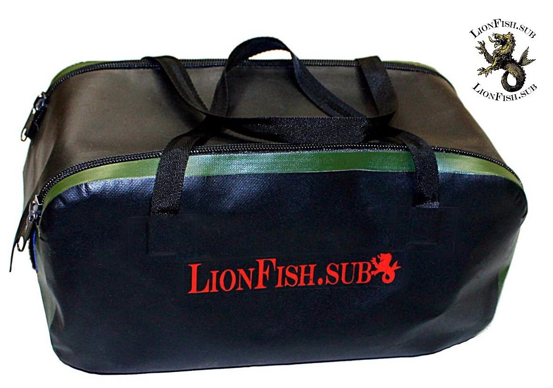 Герметичная Сумка - Кейс LionFish.sub, Грузоподъёмность до 70кг. ПВХ