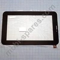 Сенсор планшета 7'' ViewPad 7Q (c189120a1-fpc700dr-02, FT5206) черный