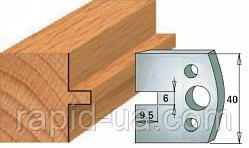Комплекты фигурных ножей CMT серии 690/691 #017