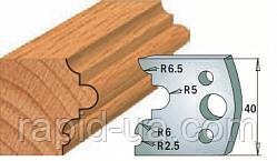 Комплекты фигурных ножей CMT серии 690/691 #036