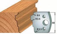 Комплекты фигурных ножей CMT серии 690/691 #039