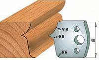 Комплекты фигурных ножей CMT серии 690/691 #046