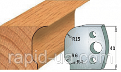 Комплекты фигурных ножей CMT серии 690/691 #047