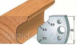 Комплекты фигурных ножей CMT серии 690/691 #068