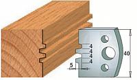 Комплекты фигурных ножей CMT серии 690/691 #075