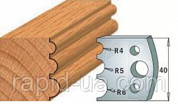 Комплекты фигурных ножей CMT серии 690/691 #090
