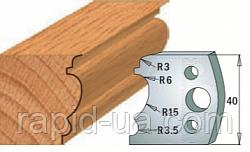Комплекты фигурных ножей CMT серии 690/691 #104