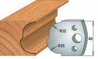 Комплекты фигурных ножей CMT серии 690/691 #115