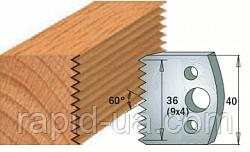 Комплекты фигурных ножей CMT серии 690/691 #117