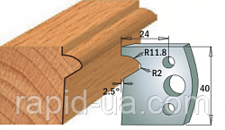 Комплекты фигурных ножей CMT серии 690/691 #135