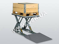 Подъемник гидравлический низкопрофильный  1350х800мм