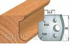Комплекты фигурных ножей CMT серии 690/691 #175