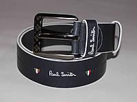 Ремень кожаный мужской Paul Smith 01