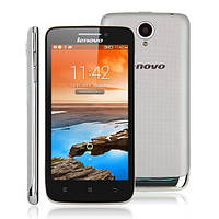 Cмартфон Lenovo IdeaPhone S650 Vibe X mini MTK6582 Quad Core Android 4.2 (Silver)