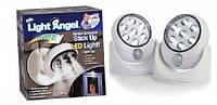 Led светильник с датчиком движения Light Angel Универсальная подсветка, фото 1