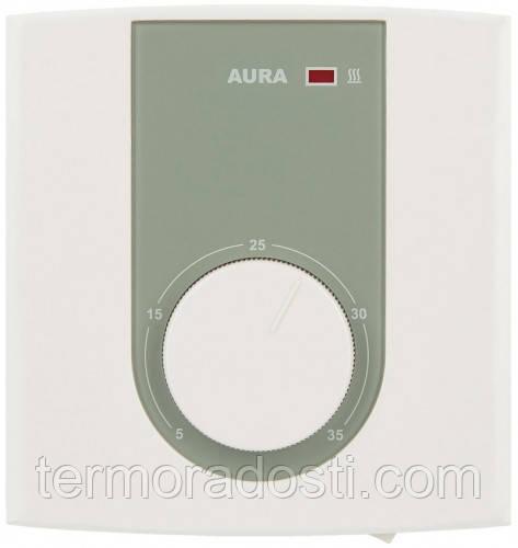 Aura VTC 235 термостат для теплого пола механический (Германия)