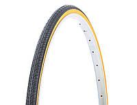 Велопокрышка 700x28C SA-269 Deli Tire blk/red strip