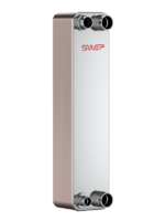 Пластинчатый теплообменник SWEP V80H x 70