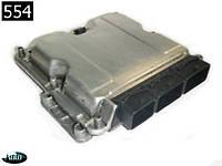 Электронный блок управления (ЭБУ) Renault Espace Laguna 1.9DCI 03-06г (F9Q), фото 1