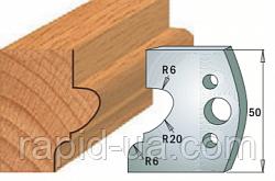 Комплекты фигурных ножей CMT серии 690/691 #505