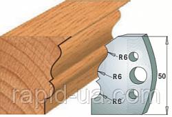 Комплекты фигурных ножей CMT серии 690/691 #509