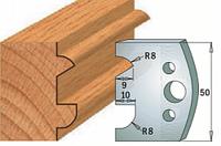 Комплекты фигурных ножей CMT серии 690/691 #517