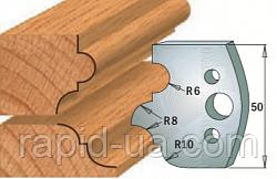 Комплекты фигурных ножей CMT серии 690/691 #520